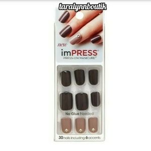 💅Impress Press on Mani💅